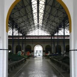 Santarem Market Interior