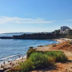 São Pedro do Estoril Beach