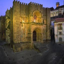 Old Cathedral - Coimbra