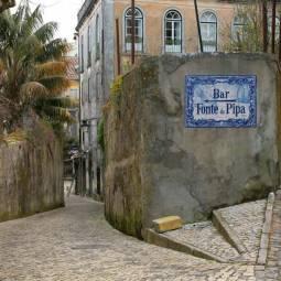 Street Corner - Sintra