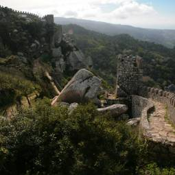 View from the Castle - Sintra