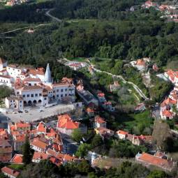 Sintra from Above