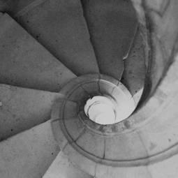 Spiral Stairway - Convento de Cristo - Tomar