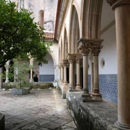 Cloister of the Cemetery - Convento de Cristo - Tomar