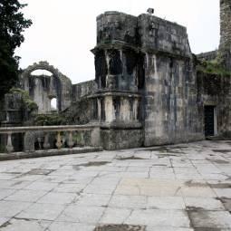 Convento de Cristo Ruins - Tomar