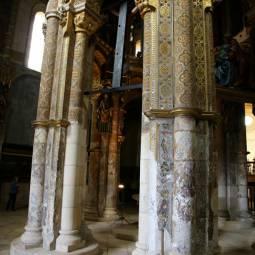 Charola Rotunda (Round Church) - Tomar