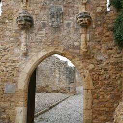 Torres Vedras Castle Entrance