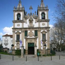 Vila Real - Igreja de São Pedro