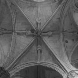 Viseu Cathedral Ceilling