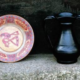 Traditional Viseu Pottery