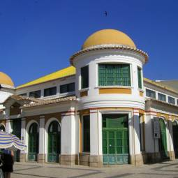 Vila Real de Santo Antonio Fish Market