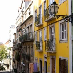 Yellow House - Lisbon