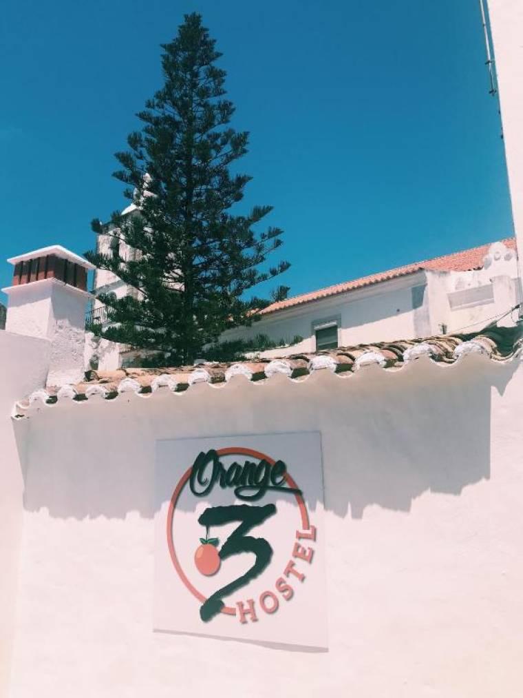 Orange3 Hostel