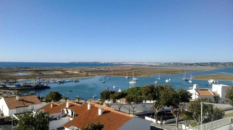 Lovely Apartment In The Centre Of Alvor with Sea and River Views
