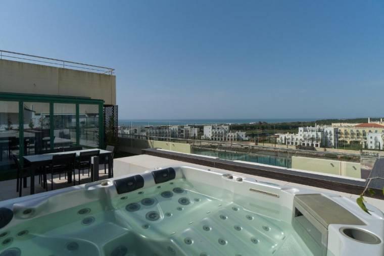 Penthouse By Vilamoura Sun