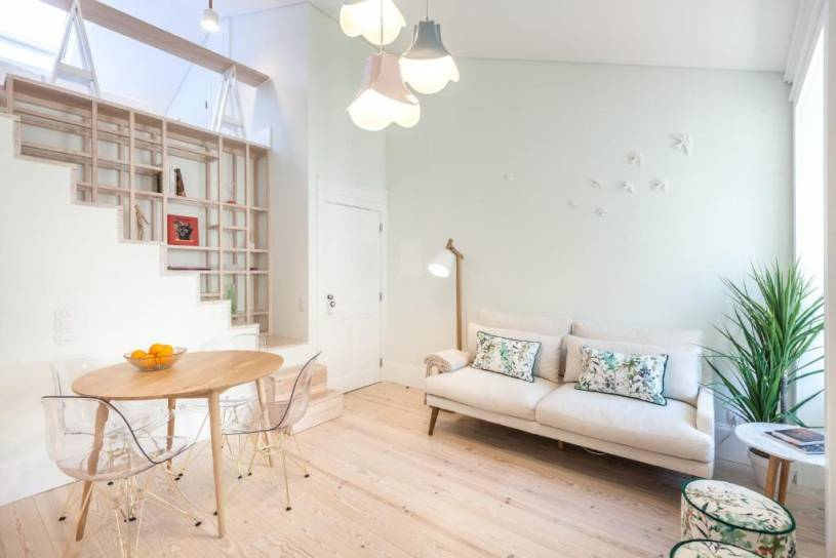 A + B Almedina: Amazing Duplex Apartment
