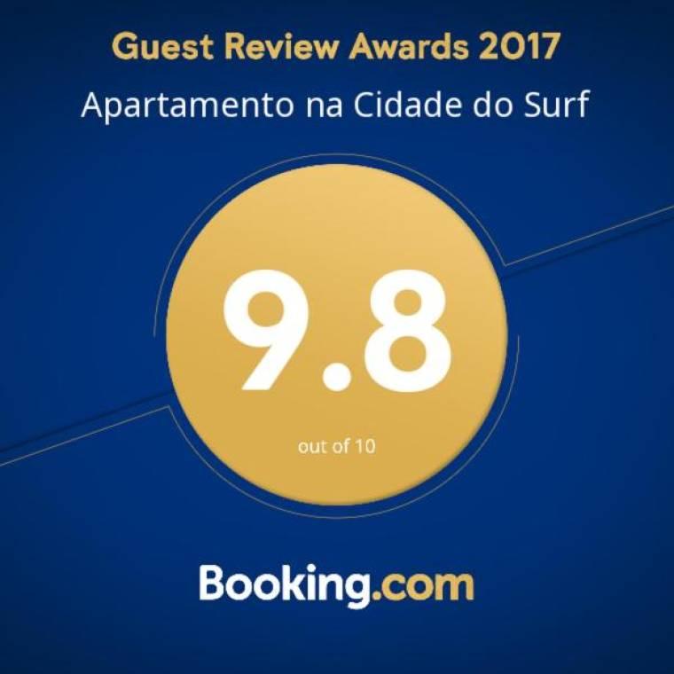 Apartamento na Cidade do Surf