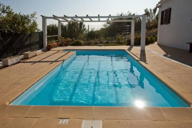 Villa Coxos, com piscina