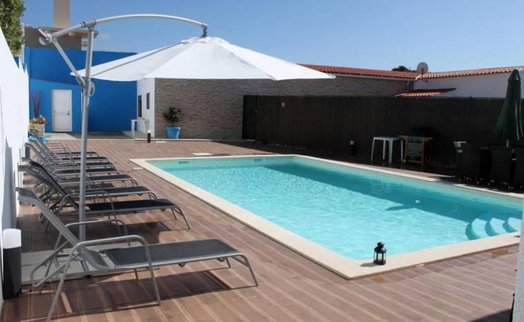 Fantastic House W/ Pool Beach Golf Silver Coast