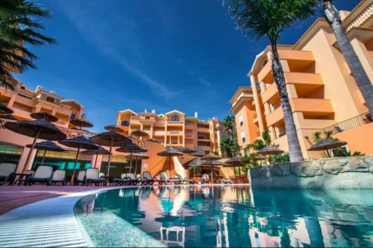 Apartment in Luz beach