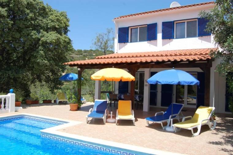 Casa dos Amigos-Ferienhaus mit Blick zum Meer