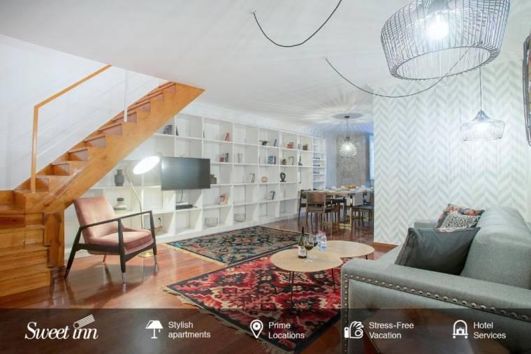 Sweet Inn - TV do Almada