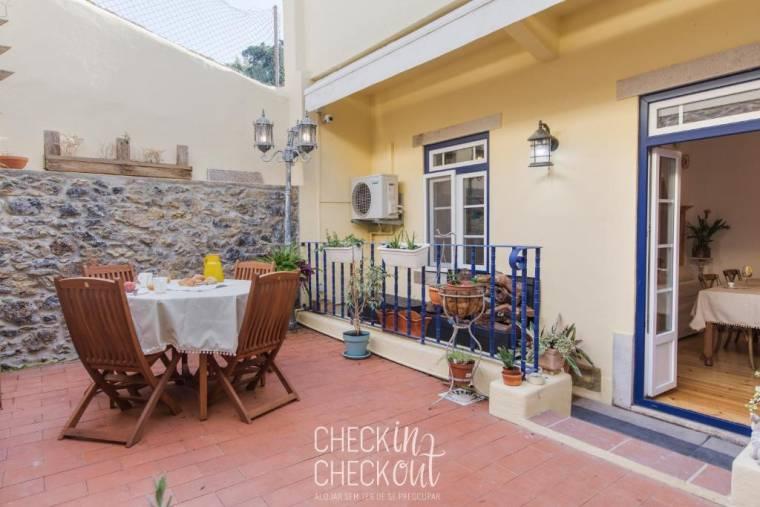 CheckinCheckout - Casa das Murtas
