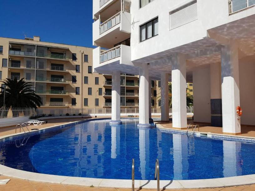 Apartment with a swimming-pool in Algarve