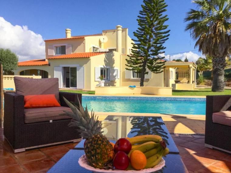 Porches Villa Sleeps 12 Pool Air Con WiFi
