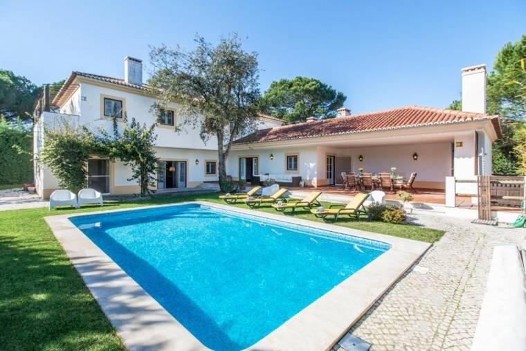 Quinta do Chaparro Villa Sleeps 8 Pool WiFi