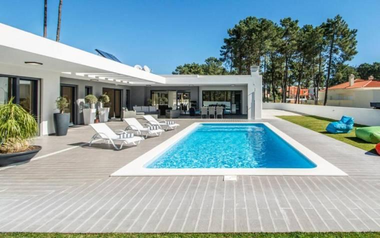 Verdizela Villa Sleeps 8 Pool WiFi