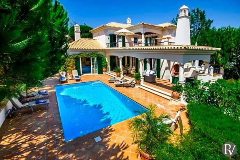 Vale do Lobo Villa Sleeps 10 Pool Air Con WiFi