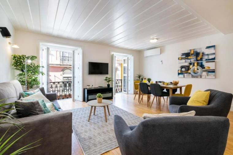 Brand new apartment at Chiado
