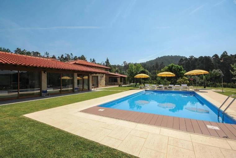 Agrelo Villa Sleeps 6 Air Con WiFi