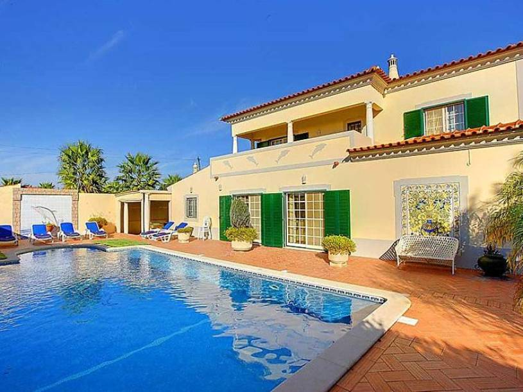 Montes Borralhos Villa Sleeps 10 Pool Air Con
