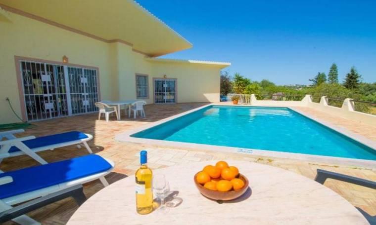 Almancil Villa Sleeps 4 Pool Air Con WiFi