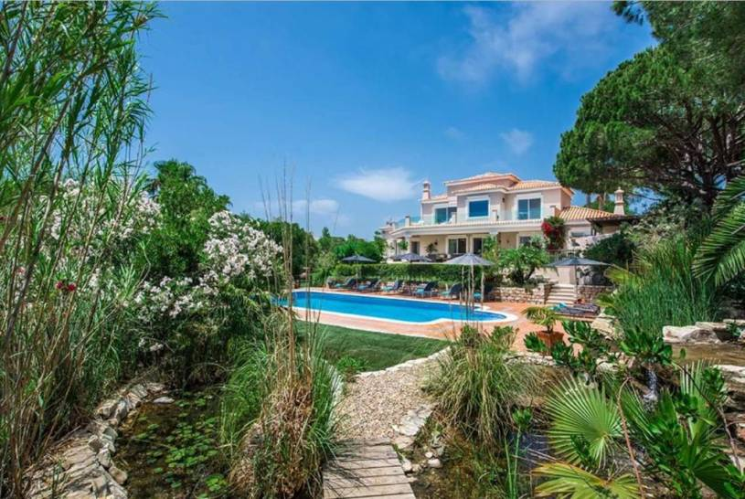 Quinta do Lago Villa Sleeps 10 Pool Air Con T479956