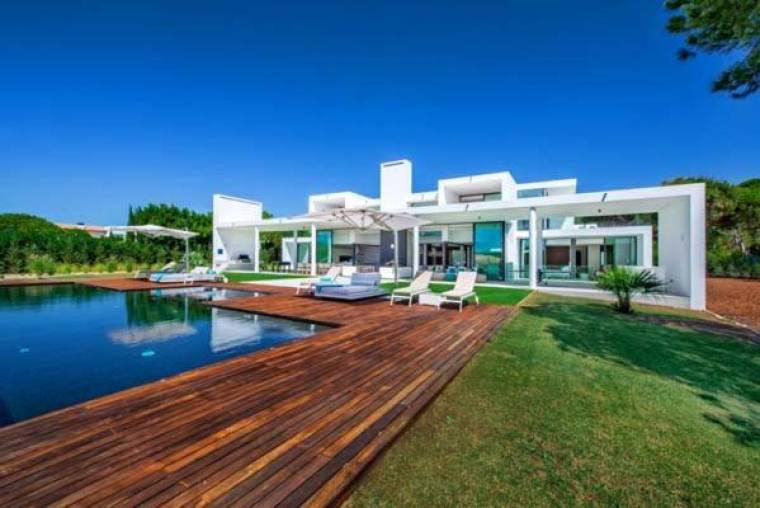Vilamoura Villa Sleeps 12 Pool Air Con WiFi T607986