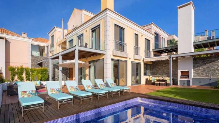 Vale do Lobo Villa Sleeps 4 Pool Air Con T715831