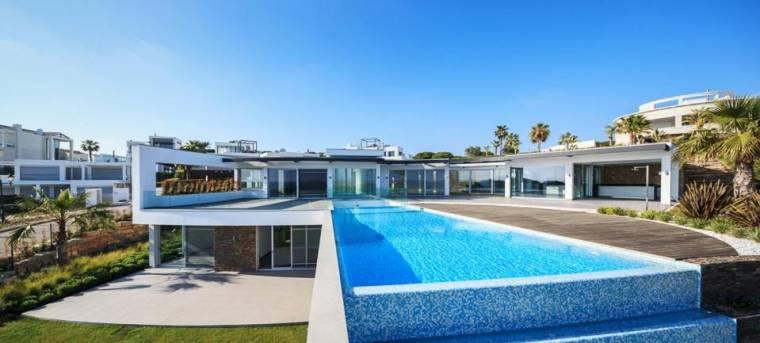 Vale do Lobo Villa Sleeps 10 Pool Air Con T607928