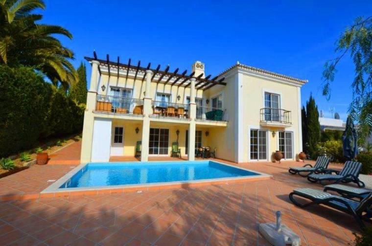 Almancil Villa Sleeps 8 Pool Air Con WiFi T480169