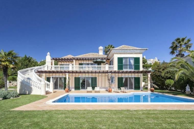 Vale do Lobo Villa Sleeps 8 Pool Air Con T480276