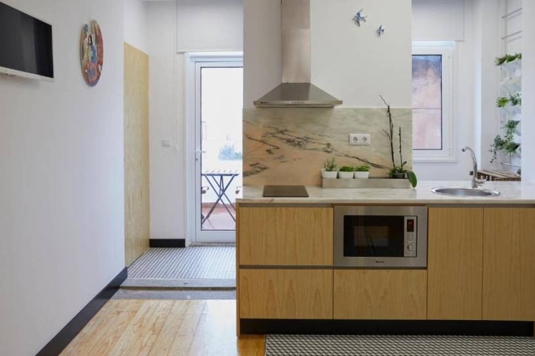 Garden Apartment B