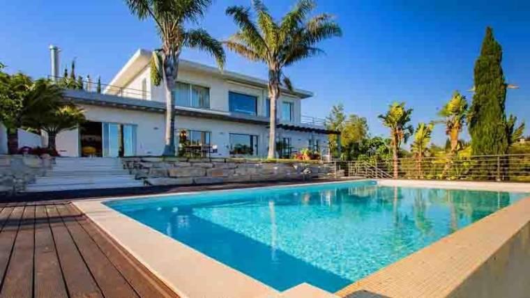 Fonte de Boliqueime Villa Sleeps 12 Pool Air Con