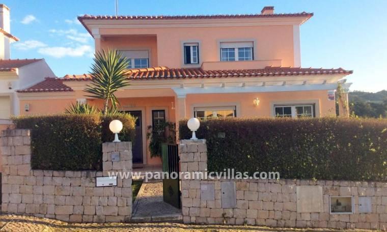 Obidos Villa Sleeps 6 Pool WiFi