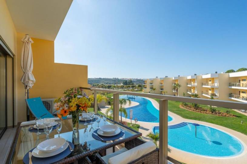 Luxury T1 Apartment near harbor of Albufeira
