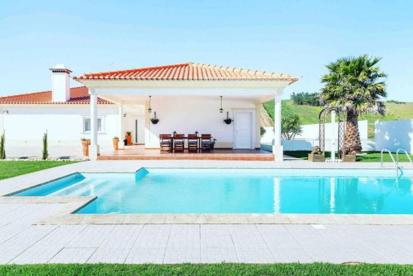 Country Villa with Pool&Games near Lisbon - Ericeira