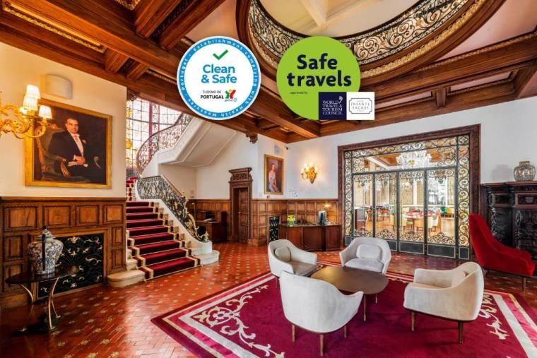Infante Sagres – Luxury Historic Hotel