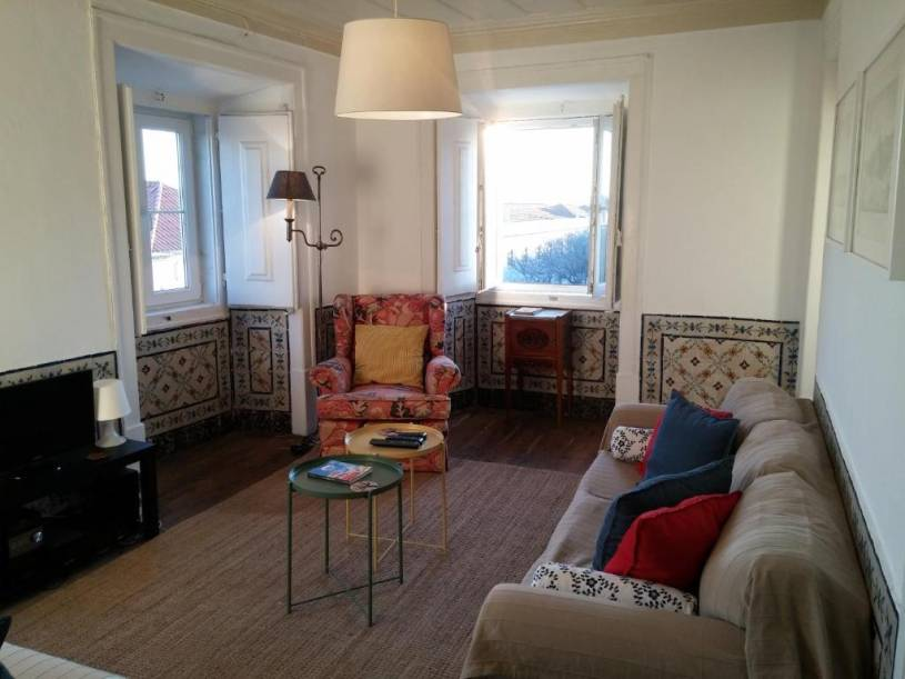 Alfama Tejo charming apartment