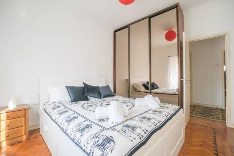 ShortStayFlat - Bright Apartment
